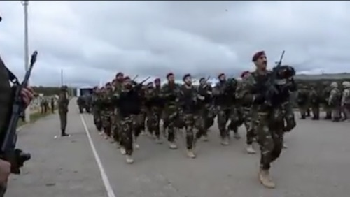 SCO joint military exercise concludes in Russia
