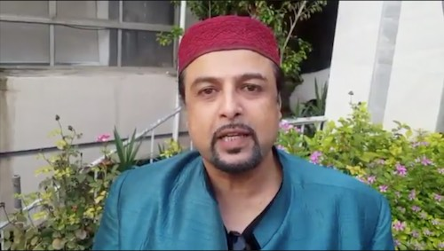 Salman Ahmed special message for people of Pakistan