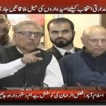 Betterment in country will occur gradually: Arif Alvi
