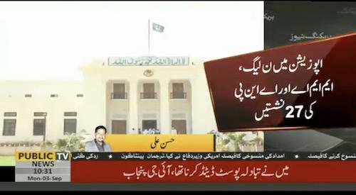 PML-N, JUI-F seek PPP's withdrawal from PE