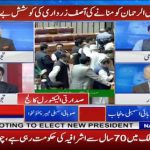 Presidential elections transmission by Ajmal Jami 2