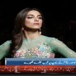 Fashion week in eastern Pakistan's Lahore