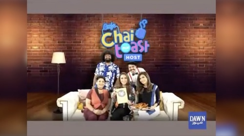 Cafe Chai Toast aur Host - 5 September, 2018