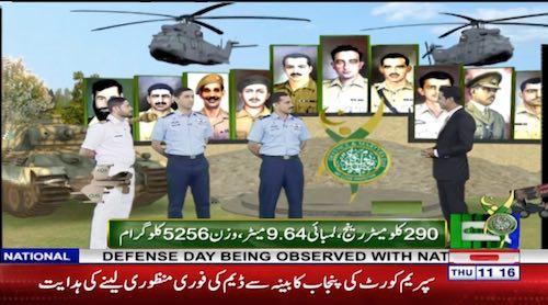 "Exclusive ""Humein Pyar Hai Pakistan Say"""