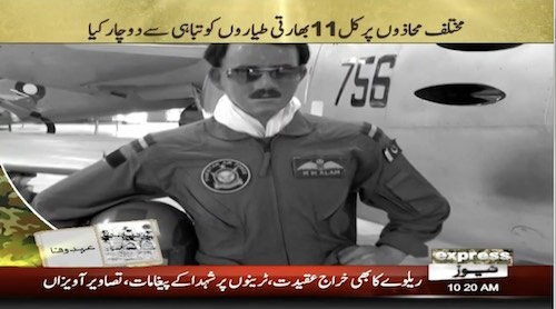 Remembering the 1965 war with MM Alam