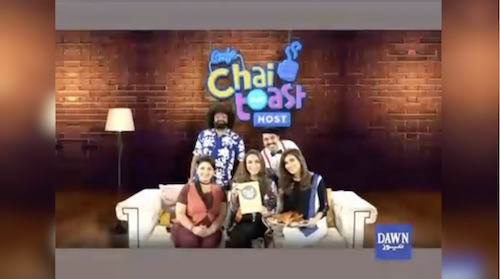 Chai, Toast Aur Host September 6th,2018