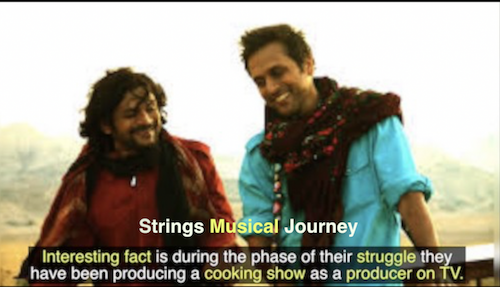 Pakistani band Strings' 3 decade musical journey