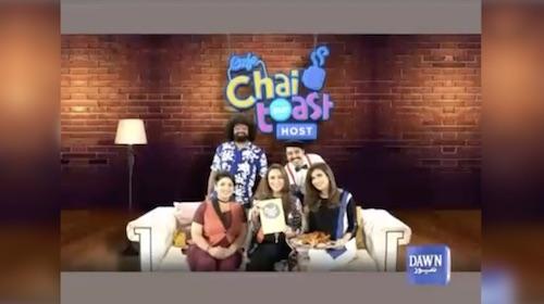 Chai, Toast Aur Host 10 September , 2018