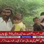 Jhang: 10 children died due to Chicken pox vaccine