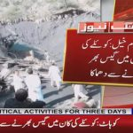 4 workers killed as coal mine collapses in Kohat