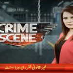 Crime Scene – 12-9-2018