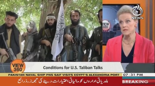 Afghan Taliban prepare for new peace talks with US