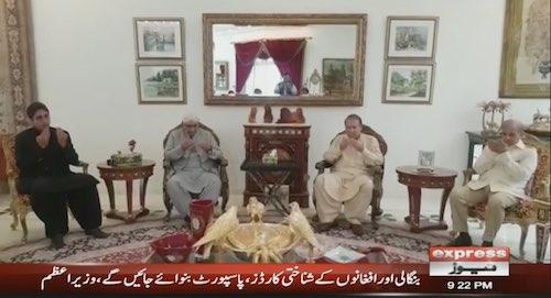 Zardari, Bilawal condole death of Kulsoom with Nawaz Sharif