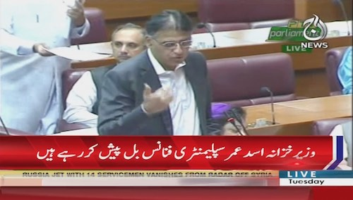 Asad Umar: announces to increase tax on tobacco items