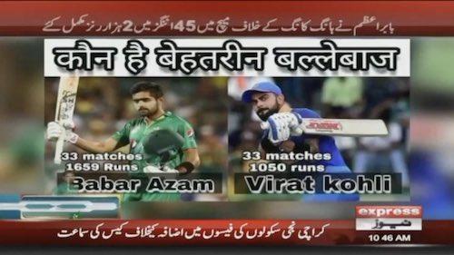 Will try to make full use of Virat Kohli's absence: Babar Azam