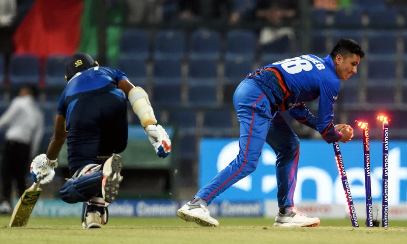Afghanistan Upsets The Lankans As Asia Cup Heats Up