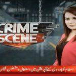 Crime Scene – 18 September, 2018