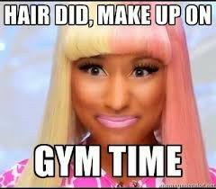 The DO'S and DON'TS of Wearing Makeup To The Gym