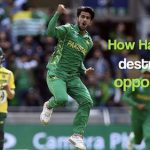 Hasan Ali's top wickets – A roundup