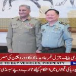COAS Bajwa discusses military cooperation with Chinese commander