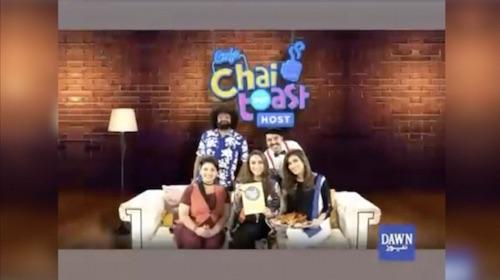 Chai, Toast Aur Host September 18th, 2018