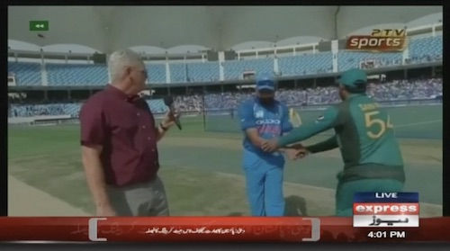Pakistan win toss, elect to bat against India in Asia Cup
