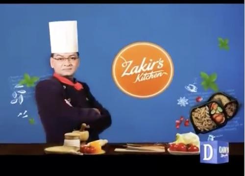 Zakir's Kitchen - 21 September 2018