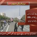 Iran: 24 dead, 53 wounded in parade attack