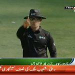 Fakhar Zaman's hilarious fall compounded by failure to take review