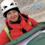 Pakistan's Samar Khan – First Woman to ride a cycle on top of Biafo Glacier