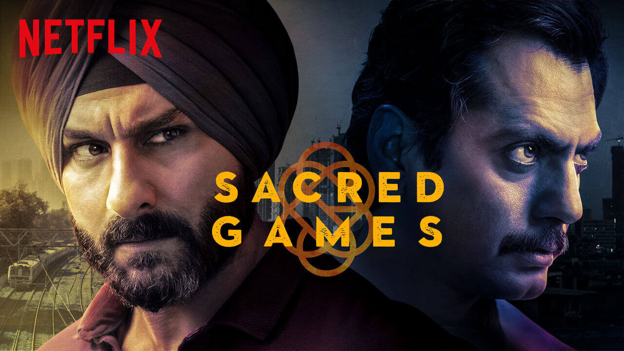 Netflix Announced Season 2 For 'Sacred Games'.