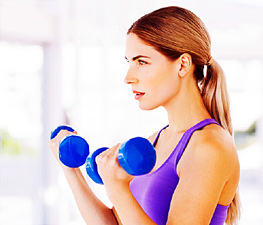 5 Exercises to Tone your Upper Body