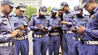 Lahore Traffic Police Started E-Challan System.