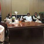 Superintendent Adiyala Jail Removed Over Nawaz-Abbasi Meeting Inside His Office.
