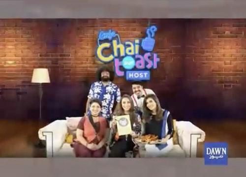 Chai, Toast aur host - September 26, 2018
