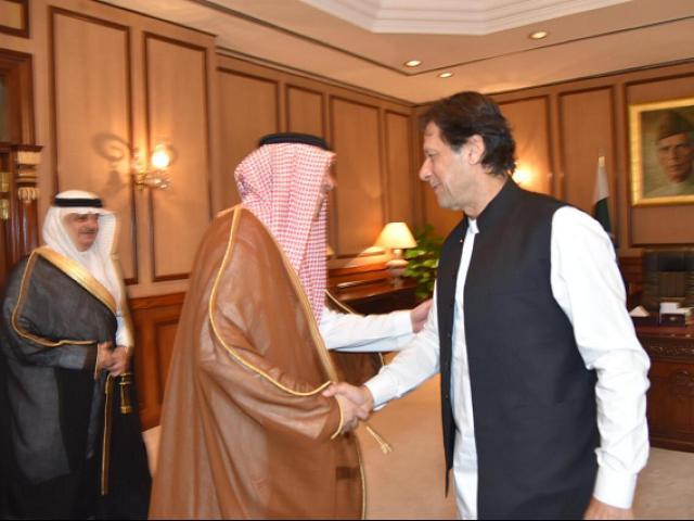 Unfolding a new chapter of economic development with Saudi Arabia