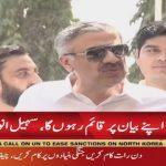 Sohail Anwar Siyal: We are Against enemies of Pakistan