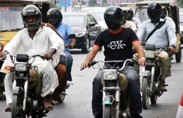 The Helmet Mafia And How The Government Is Taking Care Of It.