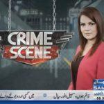 Crime Scene – 28 September, 2018
