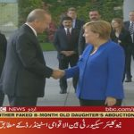 Merkel talks human rights with Turkey′s Recep Tayyip Erdogan