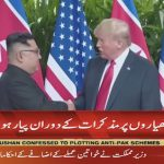Trump: Kim Jong Un and I fell in love
