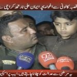 Missing Karachi minor recovered, says kidnappers left him at nearby roundabout