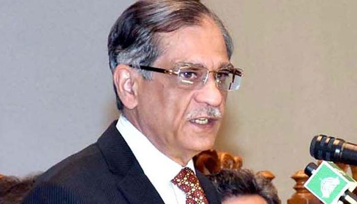 "Chief Justice of Pakistan: A man who is a threat to all the ""Thugs"""