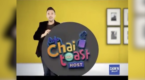 Chai toast aur host - 01 October, 2018