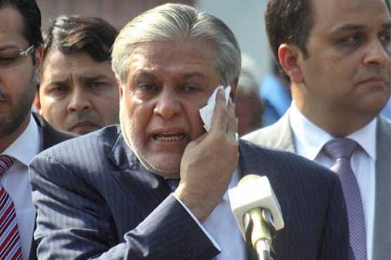 Ishaq Dar's Assets Are Being Auctioned On The Orders Of Accountability Court