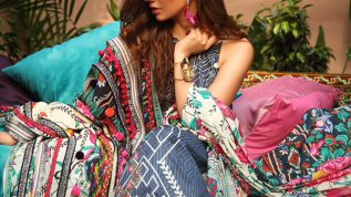 Mahira Khan steals the heart of many with her New Sapphire Collection