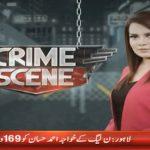 Crime Scene – 03 October, 2018