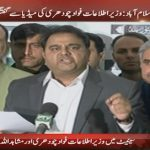 Fawad Chaudhry says PML-N's Mushahidullah appointed 'whole family' in PIA