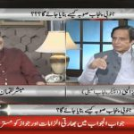 Khara Sach – exclusive with Speaker of the Punjab Assembly 'Ch Pervaiz Elahi'