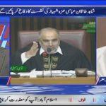 Kal Tak – exclusive with Ex-PM 'Shahid Khaqan Abbasi'